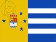 Bandeira do Rincón de la Victoria