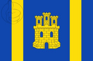 Flag of La Guardia de Jaén