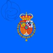 Flag of Estandarte del príncipe de Asturias