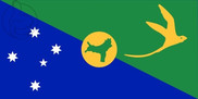 Bandera de Isla de Navidad