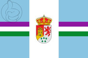 Flag of Pizarra (Málaga)