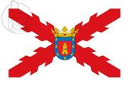 Flag of Bujalance