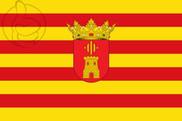 Bandera de Villanueva de Castellón