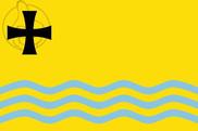 Bandera de Guisona