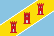 Flag of San Miguel del Cinca