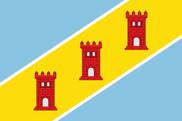 Bandera de San Miguel del Cinca