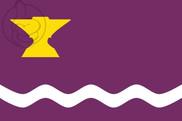 Bandeira do San Adrián de Besós