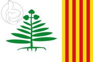 Bandera de Teyá (Teià)