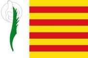 Bandera de Argentona