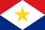 Bandiera di Isla de Saba