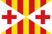 Bandera de Vich (Vic)