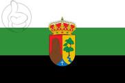 Flag of El Paso (La Palma)