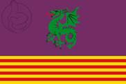 Bandera de Santa Margarita y Monjós