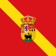 Flag of Becerril de Campos