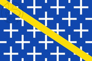 Bandeira do Ódena