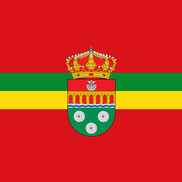 Bandera de Calzada de los Molinos