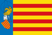 Flag of País Valenciano