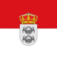 Bandeira do Herrera de Pisuerga