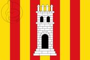 Bandera de Torroella de Montgrí