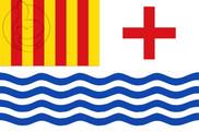 Drapeau de la Onda (Castellón)