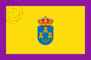 Bandera de Torres de la Alameda