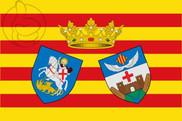 Bandiera di Alcoy