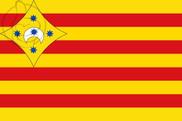 Bandera de Comarca del Aranda