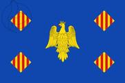 Bandera de Aguilón
