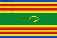 Bandeira do Aladrén