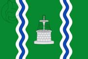 Bandera de Alfamén