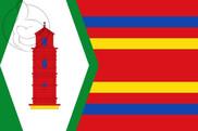 Flag of Campillo de Aragón