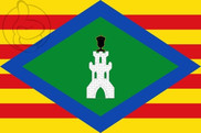 Bandeira do Castejón de Alarba