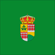 Bandera de Ortigosa del Monte
