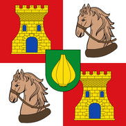 Bandera de Vallelado