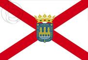Flag of Logroño