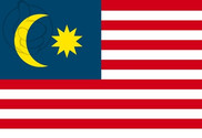 Drapeau de la Malaisie