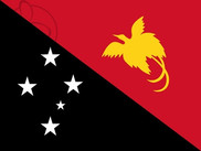 Flag of Papúa Nueva Guinea
