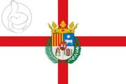 Flag of Provincia de Teruel