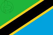 Bandeira do Tanzânia