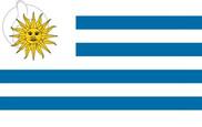 Drapeau de la Uruguay