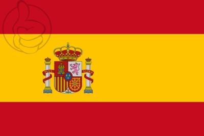 Bandera Espa�a C/E