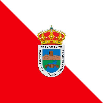 Bandera Arcos de Jalón