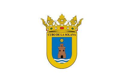 Bandera Cubo de la Solana