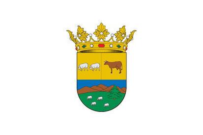 Bandera Montenegro de Cameros
