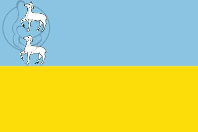 Bandera Pobla de Ciérvoles