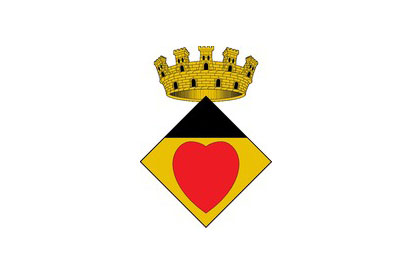 Bandera Cornudella de Montsant