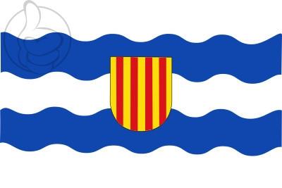 Bandera Paracuellos de Jiloca