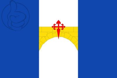 Bandera Villanueva de Huerva