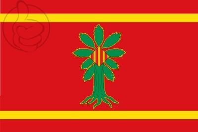 Bandera Vistabella de Huerva