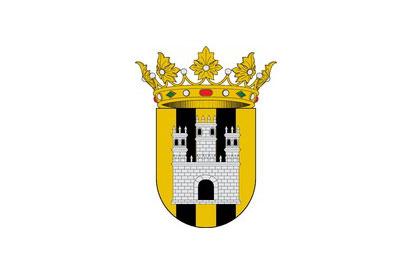 Bandera Castelló de Rugat